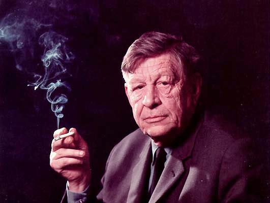 W.H.Auden – As I Walked Out One Evening